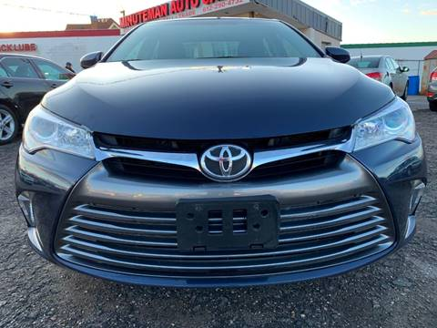 2017 Toyota Camry for sale in Saint Paul, MN