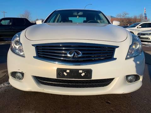 2011 Infiniti G37 Sedan for sale at Minuteman Auto Sales in Saint Paul MN