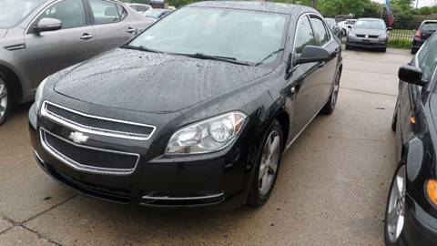 2008 Chevrolet Malibu for sale at Minuteman Auto Sales in Saint Paul MN