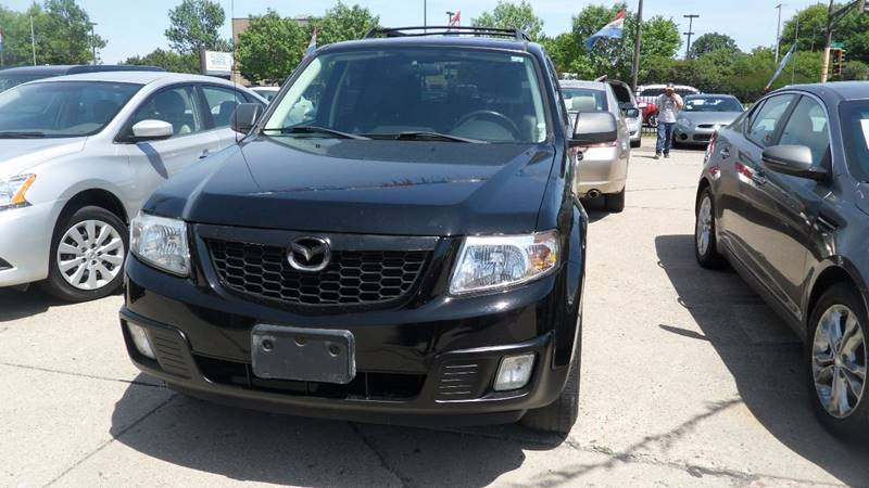 2008 Mazda Tribute for sale at Minuteman Auto Sales in Saint Paul MN