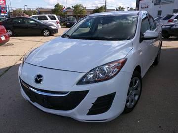 2011 Mazda MAZDA3 for sale at Minuteman Auto Sales in Saint Paul MN