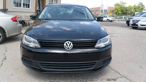 2011 Volkswagen Jetta for sale at Minuteman Auto Sales in Saint Paul MN