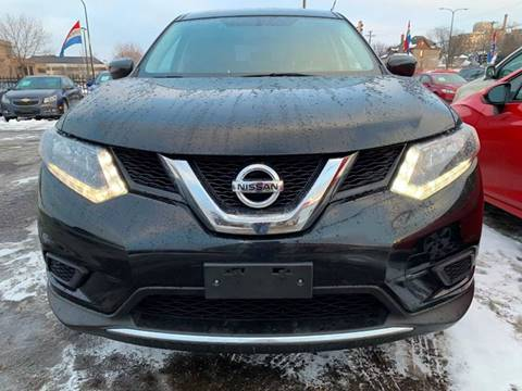2016 Nissan Rogue for sale at Minuteman Auto Sales in Saint Paul MN
