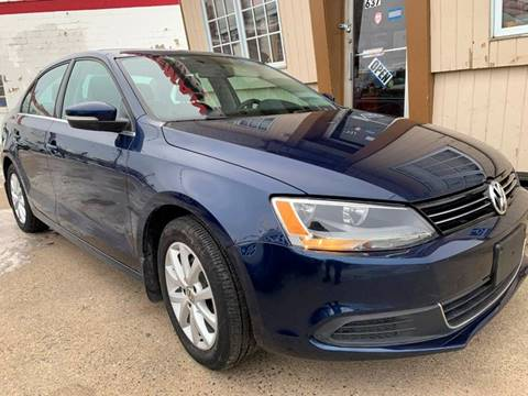 2014 Volkswagen Jetta for sale at Minuteman Auto Sales in Saint Paul MN