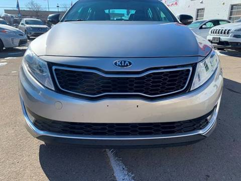 2013 Kia Optima Hybrid for sale at Minuteman Auto Sales in Saint Paul MN