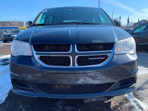 2014 Dodge Grand Caravan for sale at Minuteman Auto Sales in Saint Paul MN