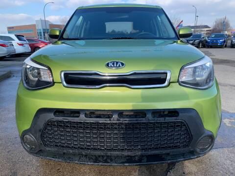 2014 Kia Soul for sale at Minuteman Auto Sales in Saint Paul MN