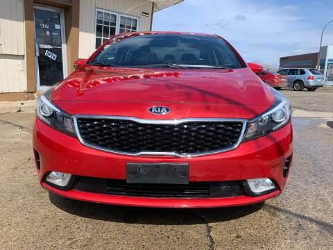 2017 Kia Forte for sale at Minuteman Auto Sales in Saint Paul MN
