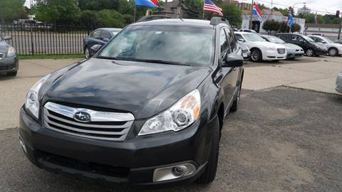 2011 Subaru Outback for sale at Minuteman Auto Sales in Saint Paul MN