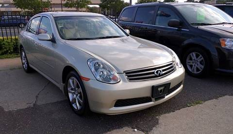 2006 Infiniti G35 for sale at Minuteman Auto Sales in Saint Paul MN