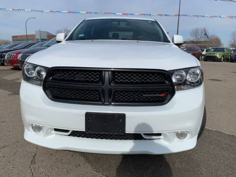 2013 Dodge Durango for sale at Minuteman Auto Sales in Saint Paul MN