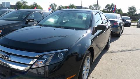 2012 Ford Fusion for sale at Minuteman Auto Sales in Saint Paul MN