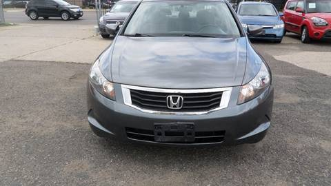 2008 Honda Accord for sale at Minuteman Auto Sales in Saint Paul MN