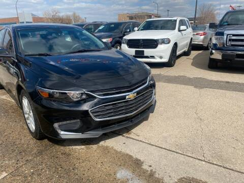 2018 Chevrolet Malibu for sale at Minuteman Auto Sales in Saint Paul MN