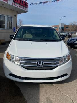 2012 Honda Odyssey for sale at Minuteman Auto Sales in Saint Paul MN
