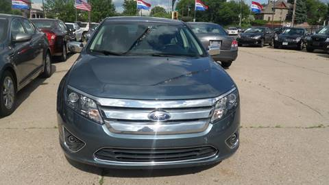 2011 Ford Fusion for sale at Minuteman Auto Sales in Saint Paul MN