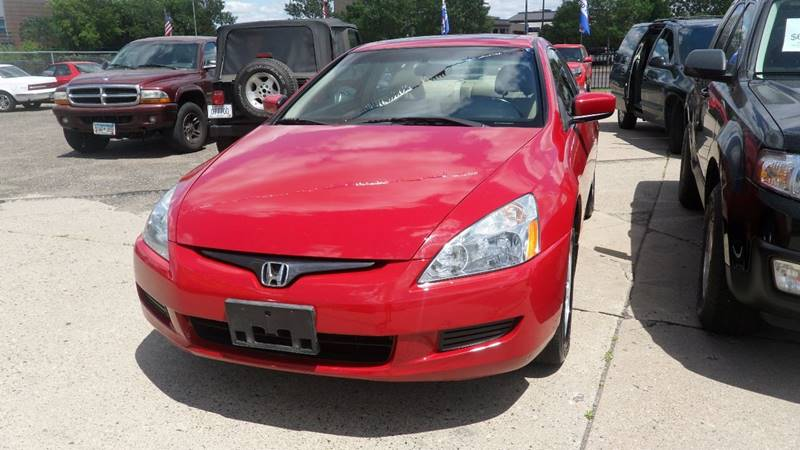 2005 Honda Accord for sale at Minuteman Auto Sales in Saint Paul MN