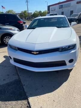 2015 Chevrolet Camaro for sale at Minuteman Auto Sales in Saint Paul MN