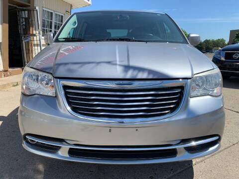2015 Chrysler Town and Country for sale at Minuteman Auto Sales in Saint Paul MN