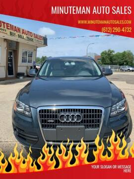 2011 Audi Q5 for sale at Minuteman Auto Sales in Saint Paul MN