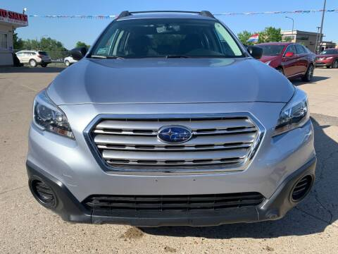 2017 Subaru Outback for sale at Minuteman Auto Sales in Saint Paul MN