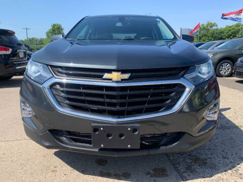 2019 Chevrolet Equinox for sale at Minuteman Auto Sales in Saint Paul MN
