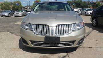 2010 Lincoln MKS for sale at Minuteman Auto Sales in Saint Paul MN