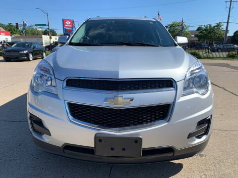 2014 Chevrolet Equinox for sale at Minuteman Auto Sales in Saint Paul MN