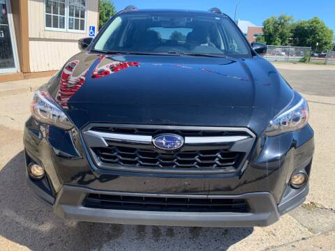 2019 Subaru Crosstrek for sale at Minuteman Auto Sales in Saint Paul MN