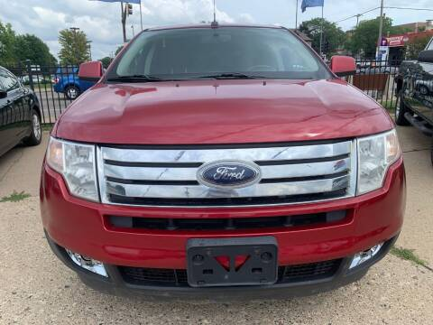 2009 Ford Edge for sale at Minuteman Auto Sales in Saint Paul MN