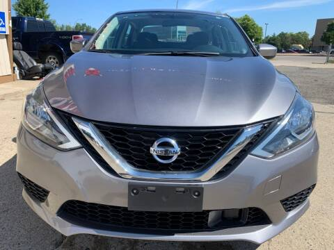 2019 Nissan Sentra for sale at Minuteman Auto Sales in Saint Paul MN