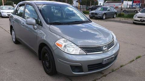 2008 Nissan Versa for sale at Minuteman Auto Sales in Saint Paul MN