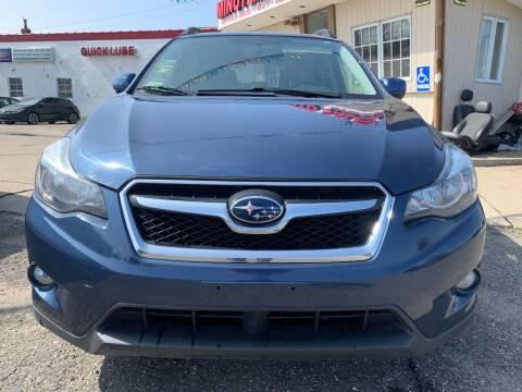 2013 Subaru XV Crosstrek for sale at Minuteman Auto Sales in Saint Paul MN