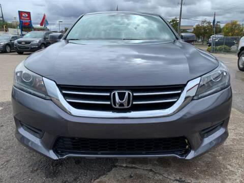 2013 Honda Accord for sale at Minuteman Auto Sales in Saint Paul MN