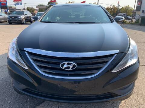2014 Hyundai Sonata for sale at Minuteman Auto Sales in Saint Paul MN