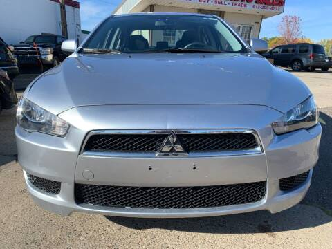 2013 Mitsubishi Lancer for sale at Minuteman Auto Sales in Saint Paul MN
