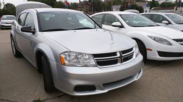 2012 Dodge Avenger for sale at Minuteman Auto Sales in Saint Paul MN