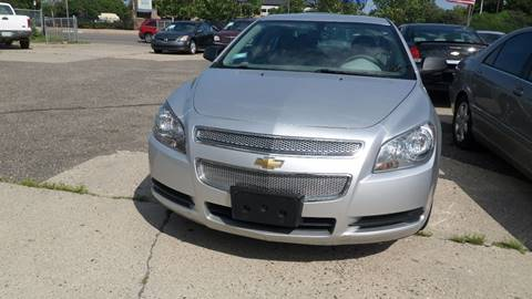 2011 Chevrolet Malibu for sale at Minuteman Auto Sales in Saint Paul MN