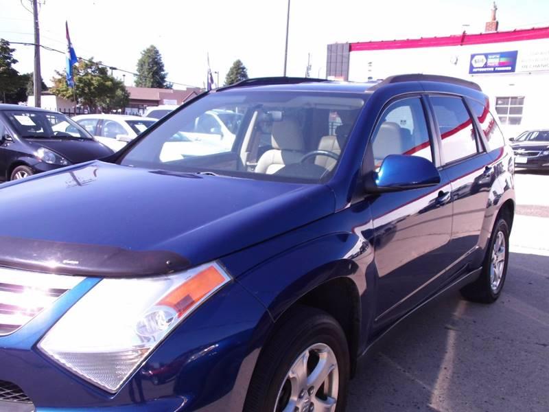 2008 Suzuki XL7 for sale at Minuteman Auto Sales in Saint Paul MN