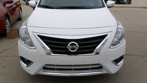 2015 Nissan Versa for sale at Minuteman Auto Sales in Saint Paul MN