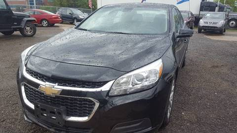 2015 Chevrolet Malibu for sale at Minuteman Auto Sales in Saint Paul MN