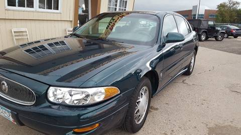 2000 Buick LeSabre for sale at Minuteman Auto Sales in Saint Paul MN