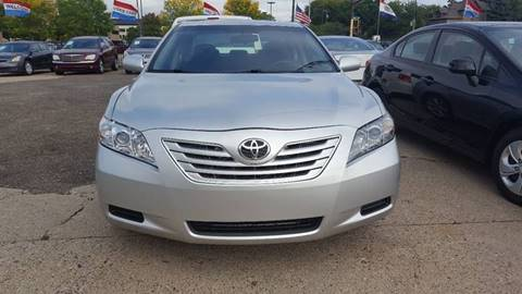 2008 Toyota Camry for sale at Minuteman Auto Sales in Saint Paul MN