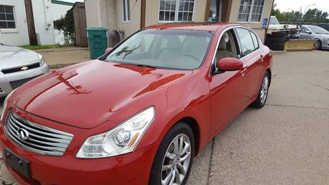 2008 Infiniti G35 for sale at Minuteman Auto Sales in Saint Paul MN