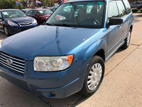 2008 Subaru Forester for sale in Saint Paul, MN