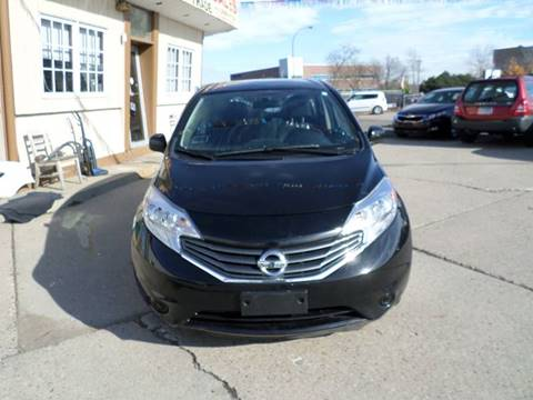 2014 Nissan Versa Note for sale at Minuteman Auto Sales in Saint Paul MN