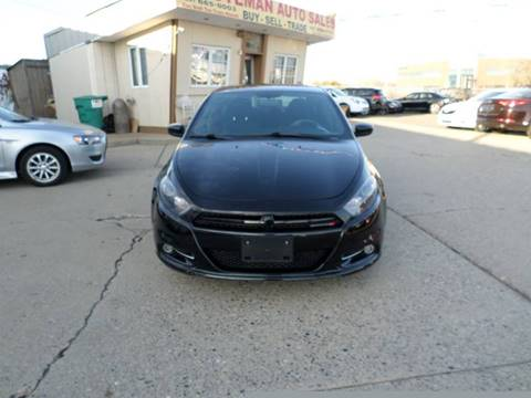 2013 Dodge Dart for sale at Minuteman Auto Sales in Saint Paul MN