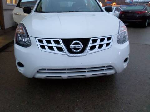 2014 Nissan Rogue Select for sale at Minuteman Auto Sales in Saint Paul MN