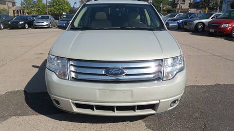 2008 Ford Taurus X for sale at Minuteman Auto Sales in Saint Paul MN