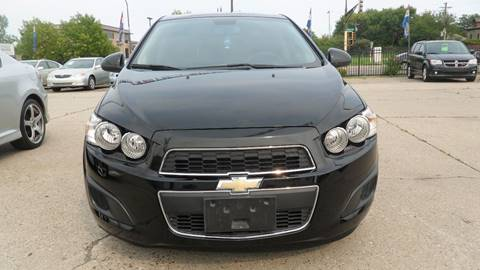 2012 Chevrolet Sonic for sale at Minuteman Auto Sales in Saint Paul MN